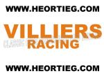 Villiers Racing Tank and Fairing Transfer Decal Sticker DVILL9 ORANGE